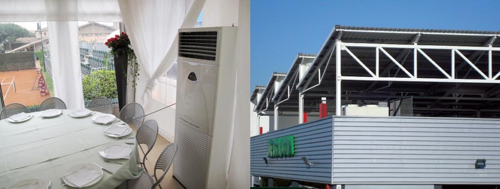 Clima climatización para centros públicos