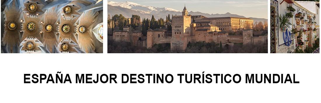 España mejor destino turístico