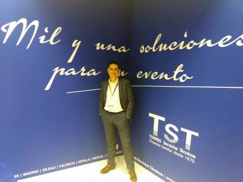 TST Presente un año más en los Evento Days