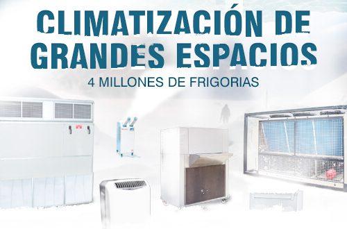El alquiler de equipos de climatización aumenta un 20%