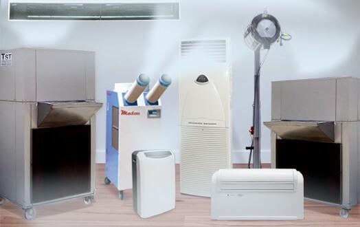 Institucional equipos de climatización
