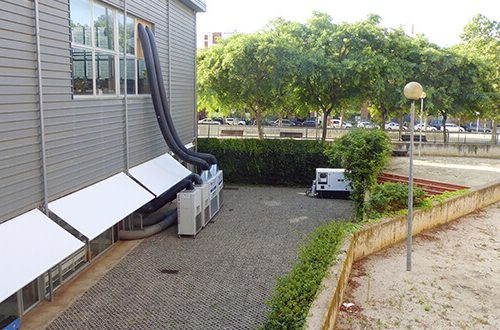Cómo aumentar la potencia de tus equipos compactos de aire