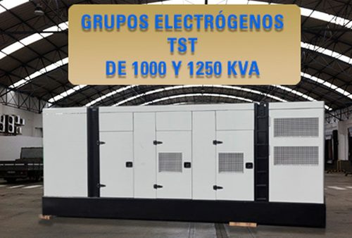 Grupos electrógenos a partir de 1000 KVA-2