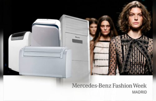 Presentes en Mercedes Benz Fashion Week 2019 Madrid