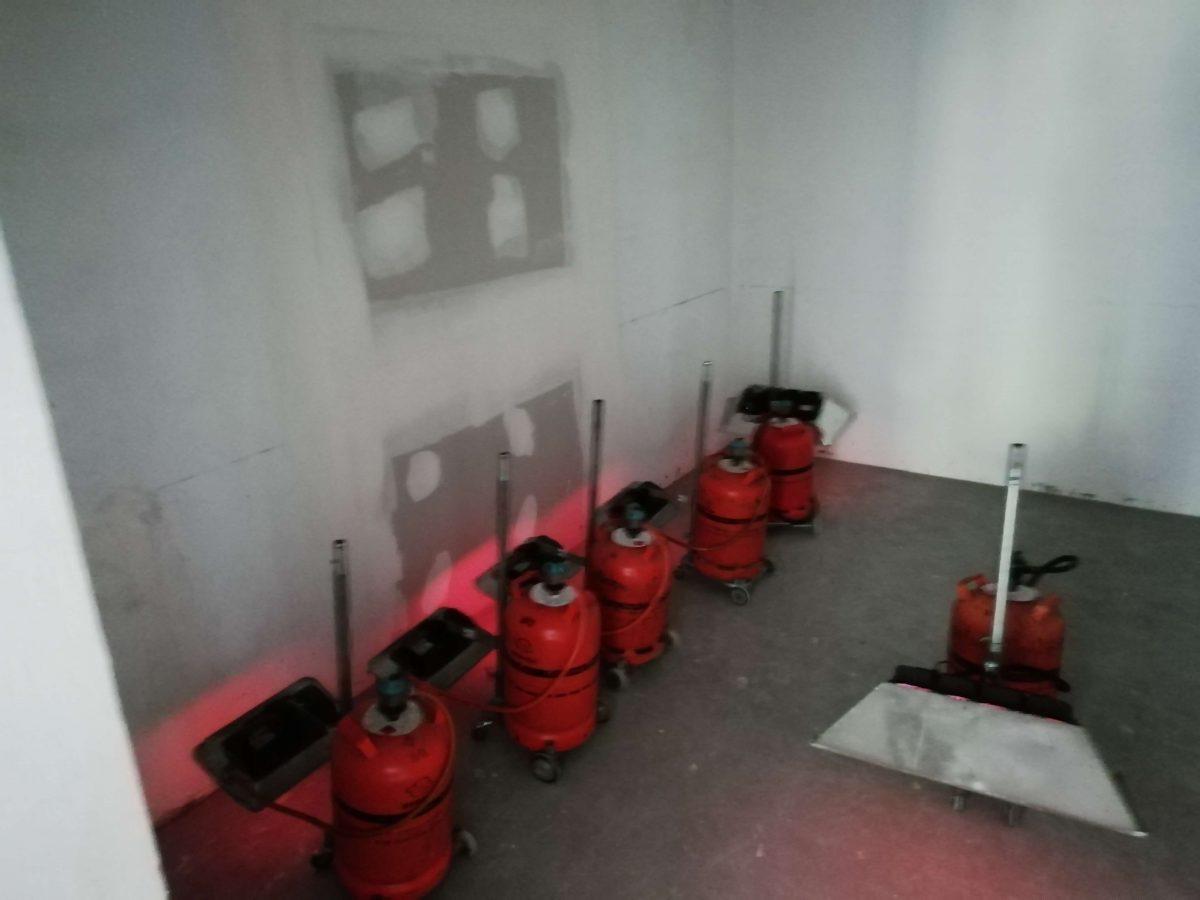 Sistema de secado