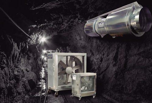 Ventilación de túneles