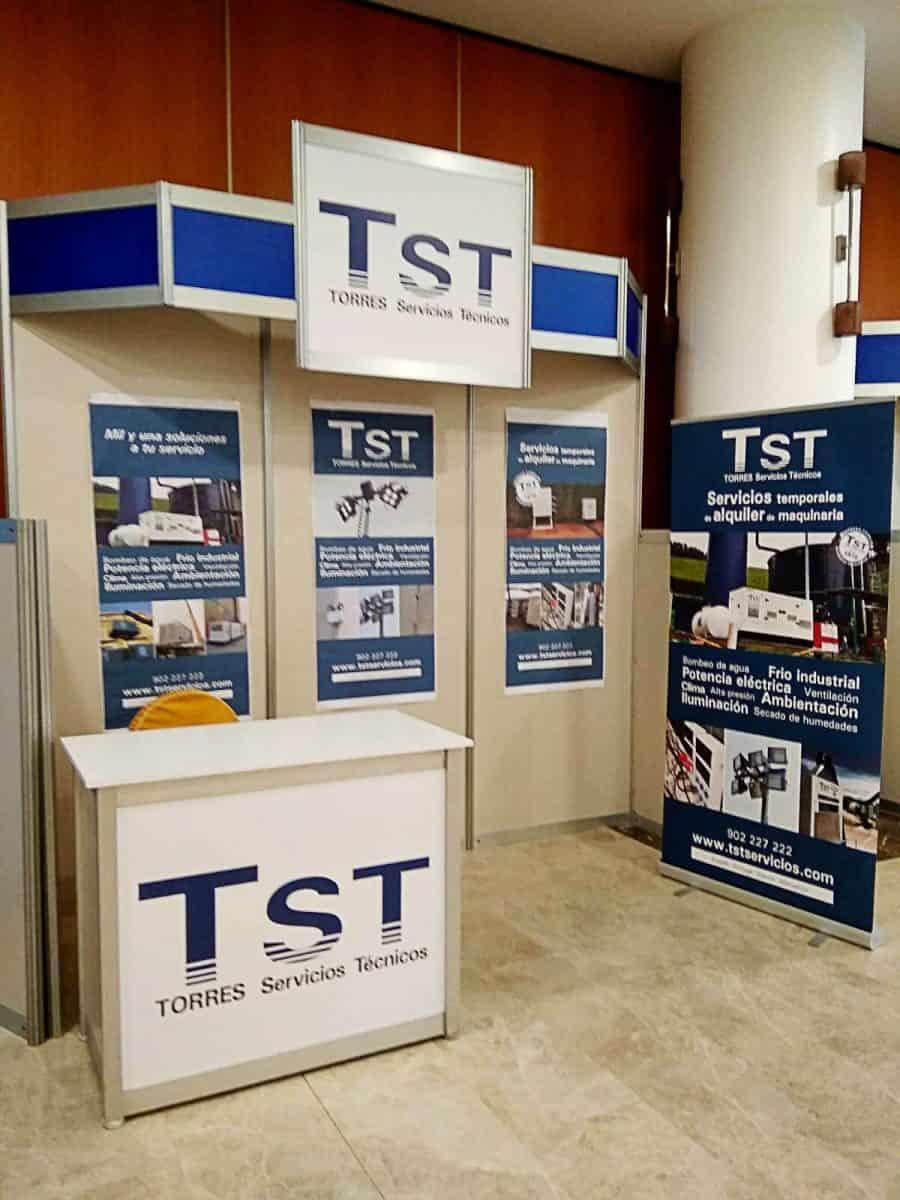 Torres Servicios Técnicos presente en el Foro de ASPEC