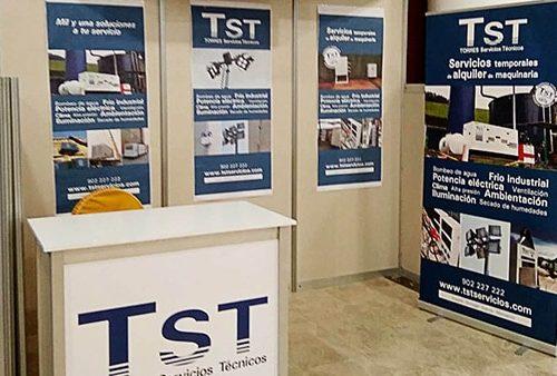 TST Servicios en la 4ª edición del Foro ASPEC