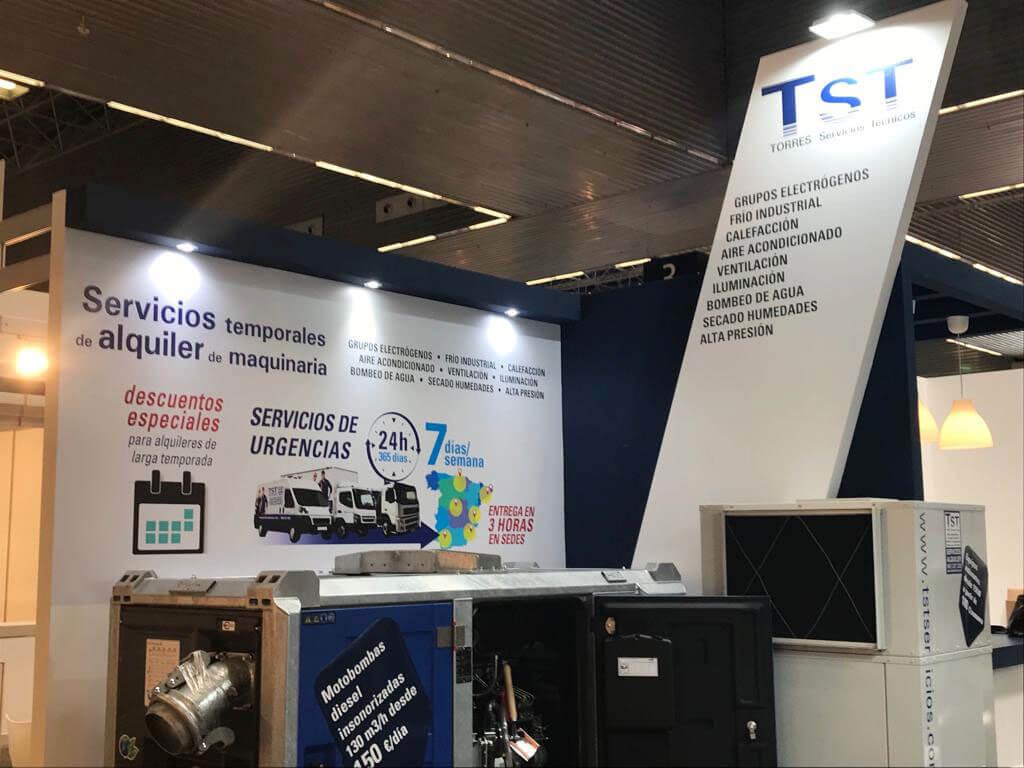Torres Servicios Técnicos en la Feria Maintenance