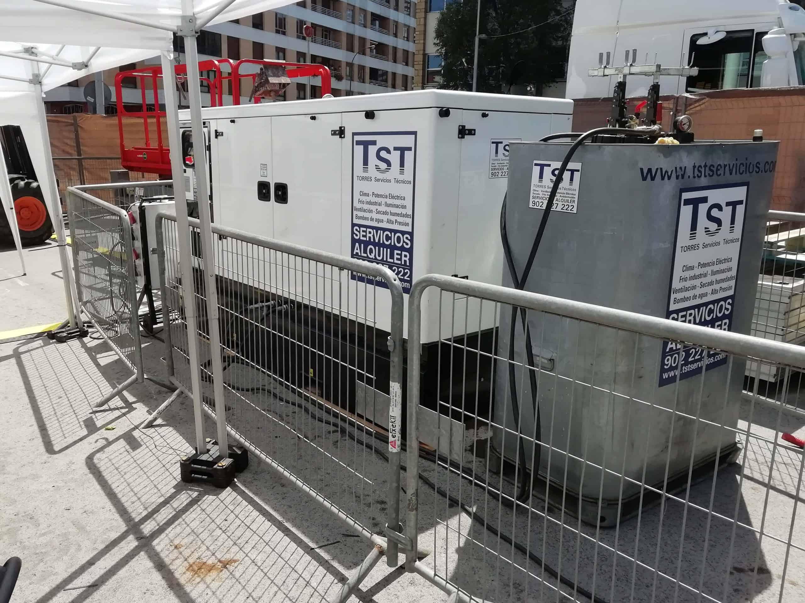 instalacion generador de energía estadio san mamés