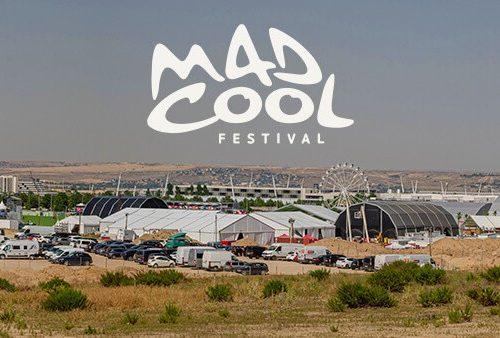 Climatizamos grandes eventos como el Festival Madcool 2019