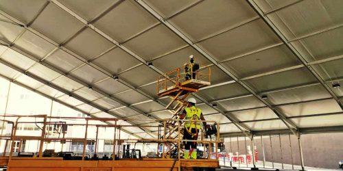 Feria de Andorra la Vella, clima e iluminación un año más