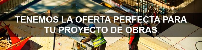 Alquiler de aplicaciones y maquinaria para obras en construcción y rehabilitación de viviendas