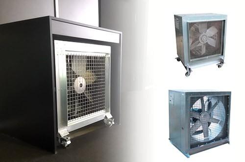 Descubre qué son las cajas de ventilación insonorizadas ATEX