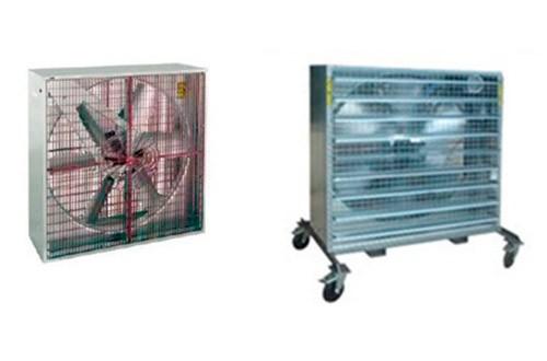 Usos de las pantallas de ventilación